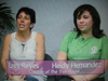 Eres Reyes and Heidi Hernandez on Women's Spaces show 5/6/2011
