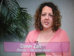 Dawn Zapp on Women's Spaces show 9/16/2011