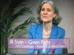 Dr. Jill Stein on Women's Spaces Show of 12/9/2011