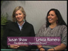 Susan Shaw and Leticia Romero on Women's Spaces Show filmed 5/4/2012