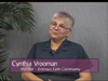 Cynthia Vrooman on Womens Spaces show filmed 9/7/2012