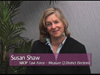 Susan Shaw on Women's Spaces show filmed 9/14/2012
