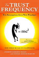 The Trust Frequency book cover