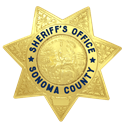 Sonoma County Sheriff Badge