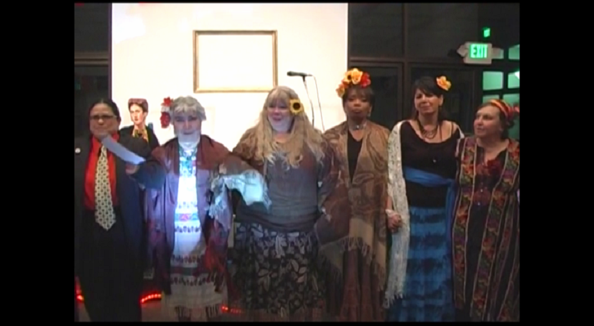I Am Woman, I Am All Women by Elaine B.Holtz with some of the cast of 8